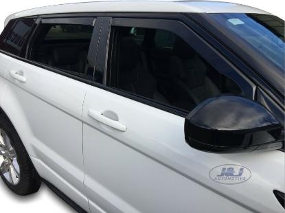Poza cu Set paravanturi fata si spate, Range Rover Evoque, 2011-2018