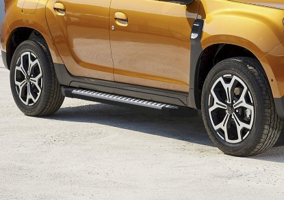 Poza cu Trepte laterale RIVAL Advanced (TUV), Dacia Duster, 2018-