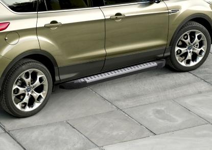 Poza cu Trepte laterale RIVAL Advanced (TUV), Ford Kuga, 2008-2013