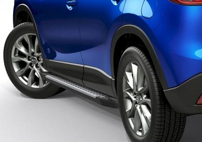 Poza cu Trepte laterale RIVAL Advanced (TUV), Mazda CX-5, 2011-2017