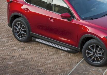 Poza cu Trepte laterale RIVAL Advanced (TUV), Mazda CX-5, 2017-
