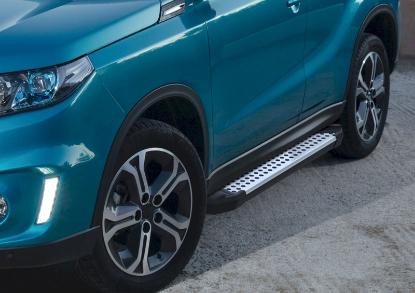 Poza cu Trepte laterale RIVAL Advanced (TUV), Suzuki Vitara, 2015-