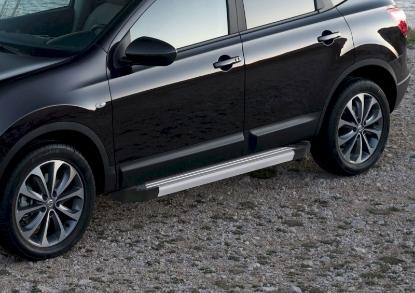 Poza cu Trepte laterale RIVAL Basic (TUV), Nissan Qashqai(+2), 2006-2013