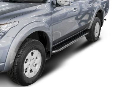 Poza cu Trepte laterale RIVAL Premium (TUV), Mitsubishi L200, 2006-2015