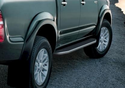 Poza cu Trepte laterale RIVAL Premium (TUV), Toyota Hilux, 2005-2015