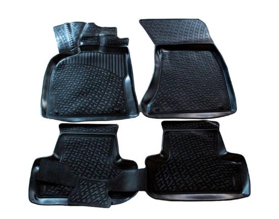 Poza cu Covorase din cauciuc tip tavita Premium, Audi Q5, 2015-