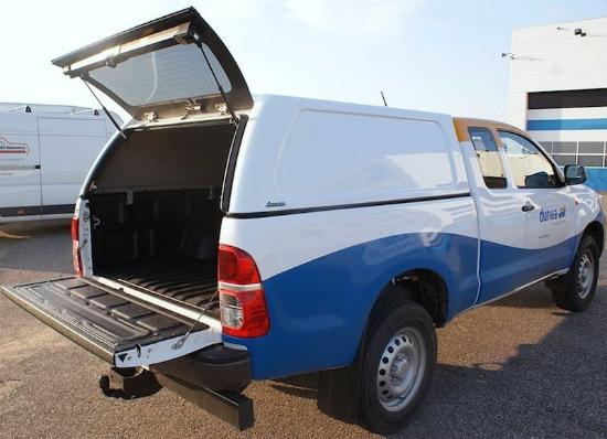 Poza cu Hardtop comercial, Ford Ranger, 2006-2012