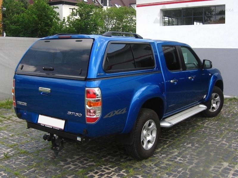 Poza cu Hardtop Aeroklas cu geamuri laterale glisante, Ford Ranger, 2006-2012