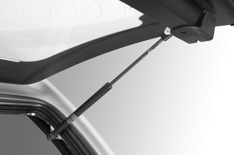 Poza cu Hardtop Aeroklas cu geamuri laterale glisante, Mitsubishi L200, 2009-2015