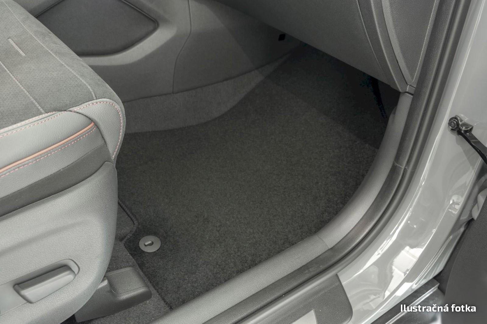 Poza cu Covorase din velur, Mercedes-Benz Clasa GLE (C292), 2015-2019