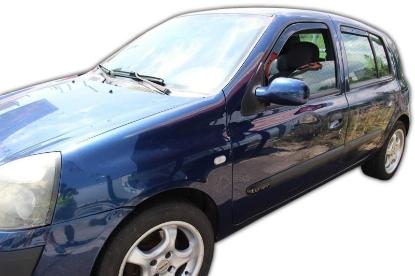 Poza cu Set paravanturi fata si spate, Renault Clio, 1998-2005