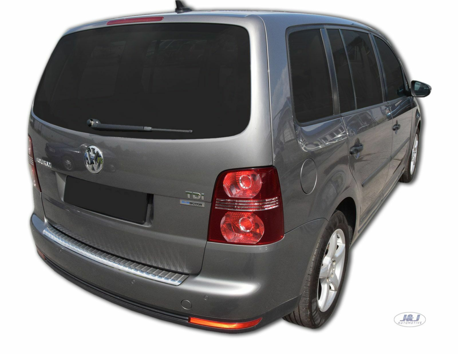 Poza cu Protectie bara spate, Volkswagen Touran, 2003-2009