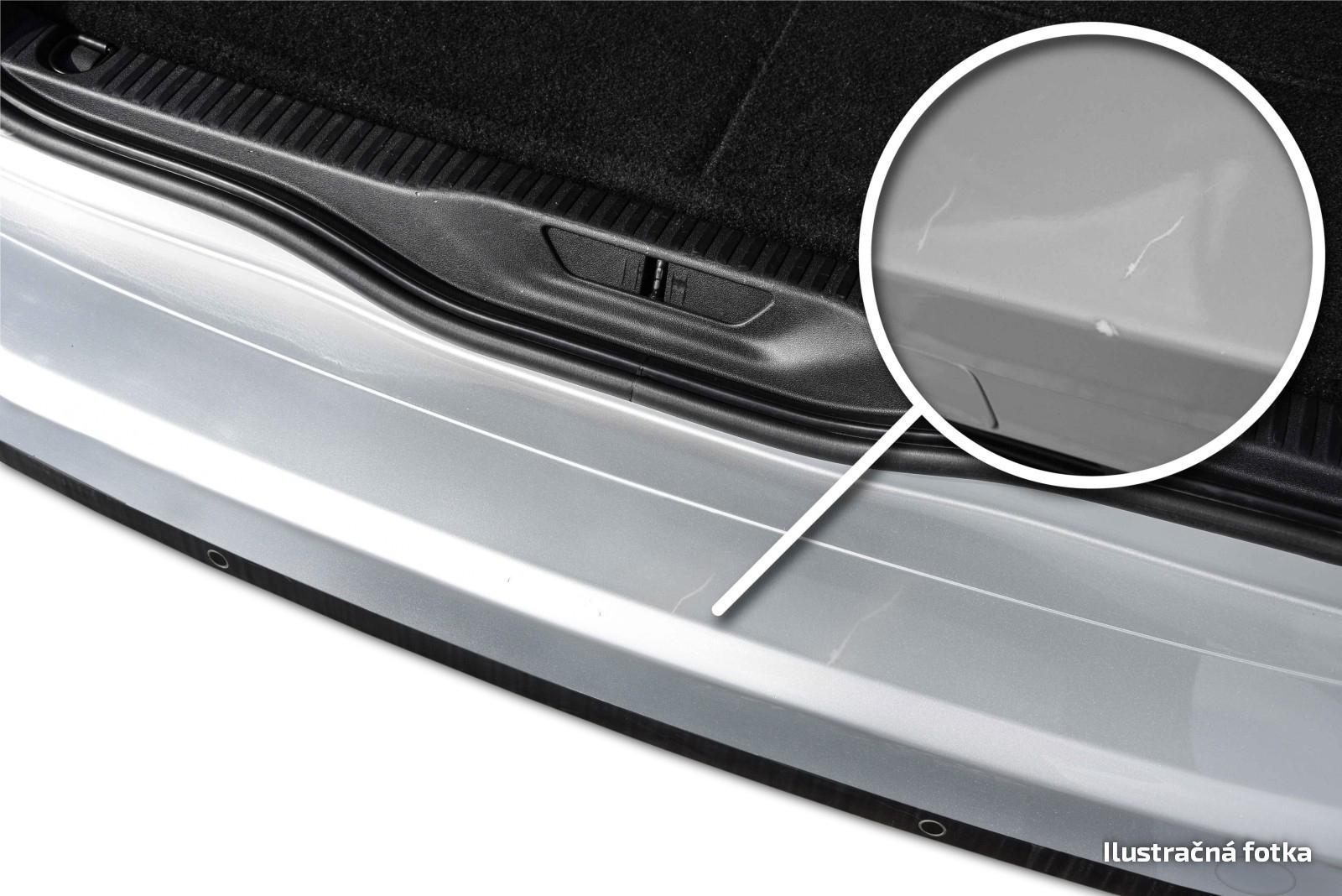 Poza cu Protectie bara spate, Audi Q3, 2011-2018