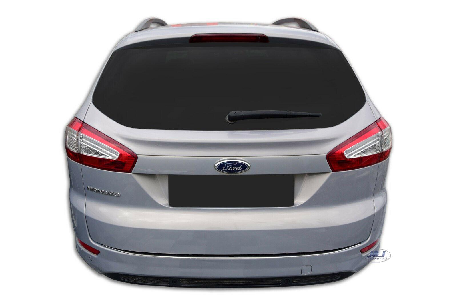 Poza cu Protectie bara spate, Ford Mondeo, 2007-2014